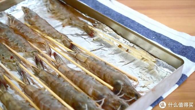 意大利风味的烤虾,吃起来非常鲜,肉质紧实弹牙