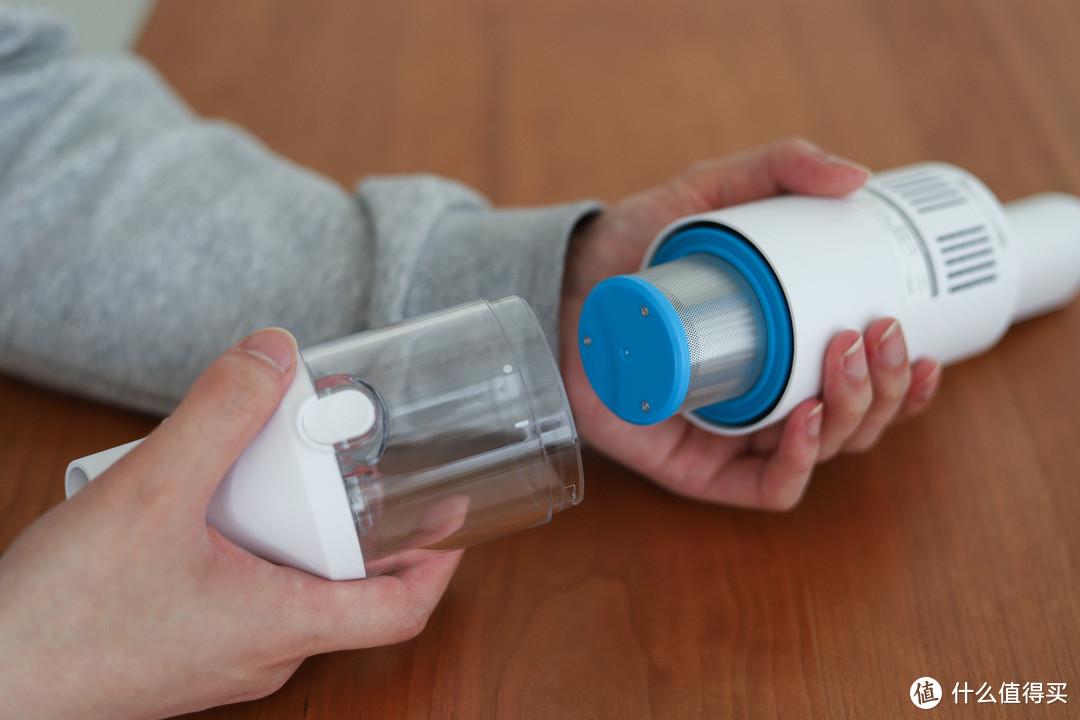 清蜓便携随手吸尘器-清洁好帮手
