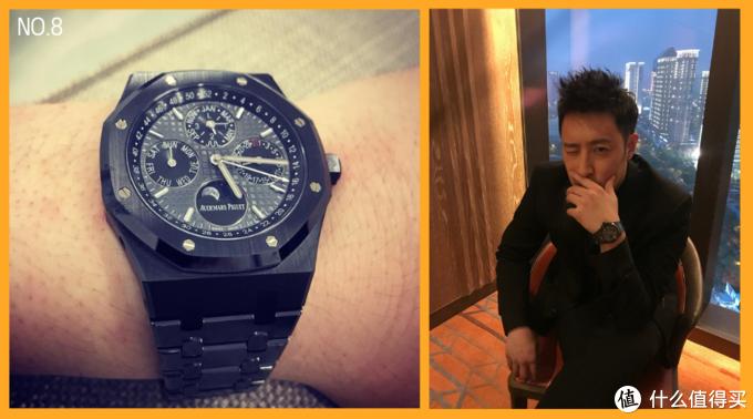 爱表狂魔潘玮柏的上亿腕表