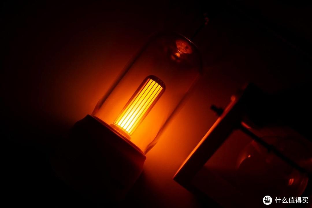 复古范儿的拾光灯,洛斐打造约会小神器,我却拿来做拍照道具