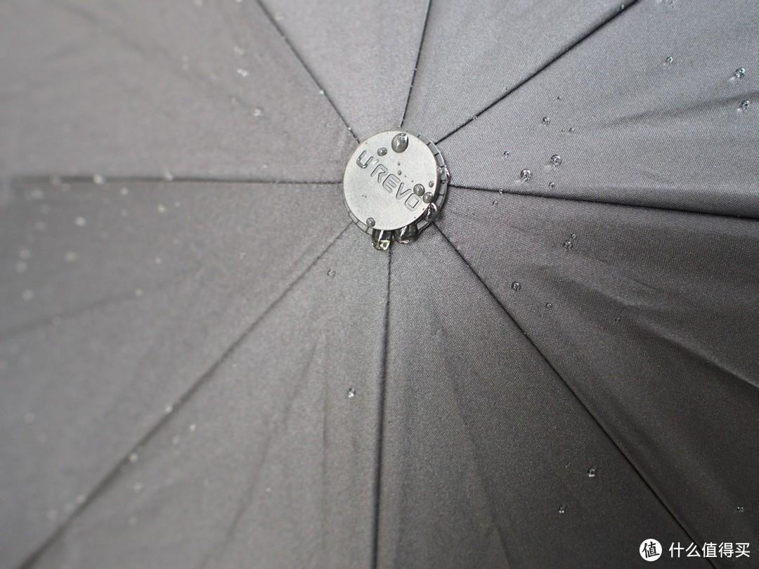 小米有品众筹上新悠启智能电动睛雨伞,网友:以前用的都是假自动伞