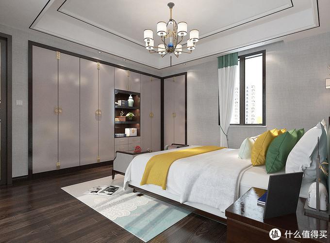 这应该就是我们梦想中的中式风装修吧,最后主卧室阳台太惬意了!