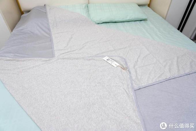 炎炎夏日怎么过?愉悦之家COOL空调毯在哪都是避暑胜地