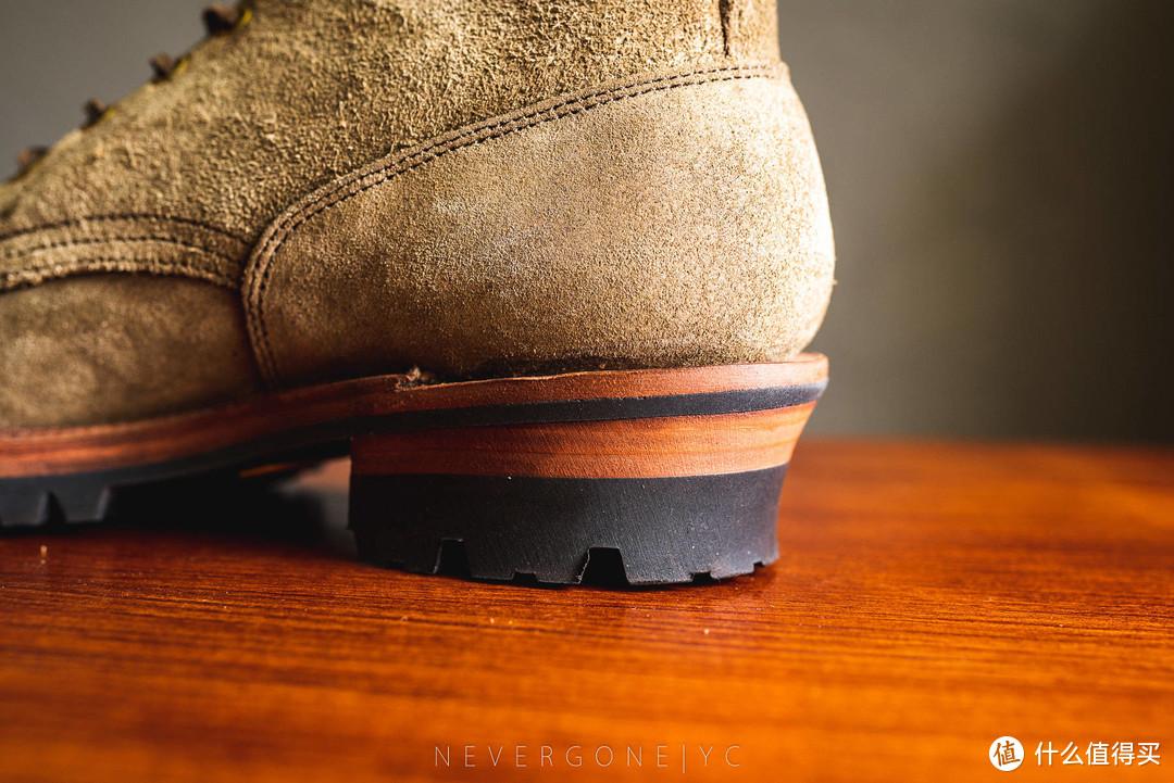 我不是伐木工:德永胜也Forester工装靴