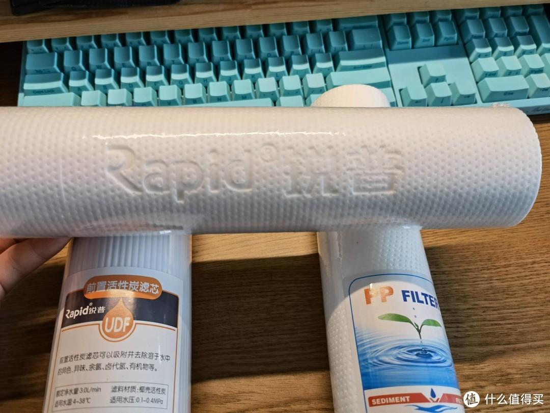 千元级品质通用滤芯净水机-锐普600G
