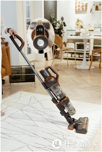 一款立式吸尘器让高端品质生活触手可及