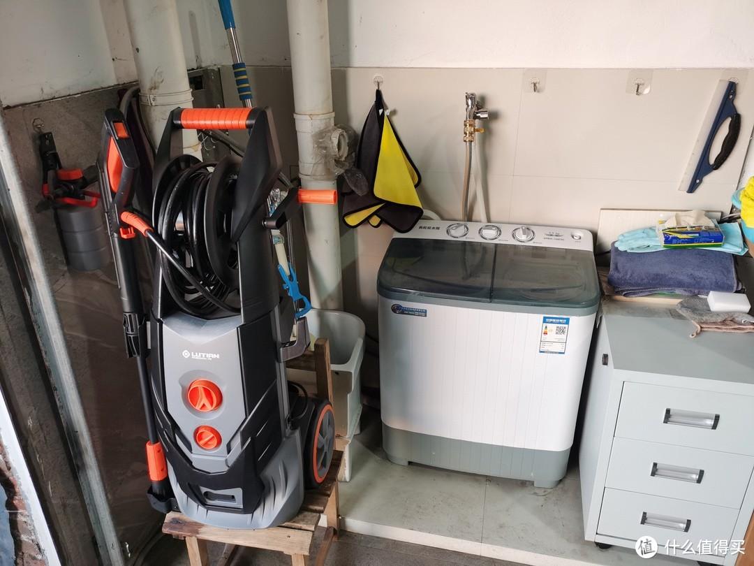 6kg级别的迷你洗衣机,洗抹布非常给力