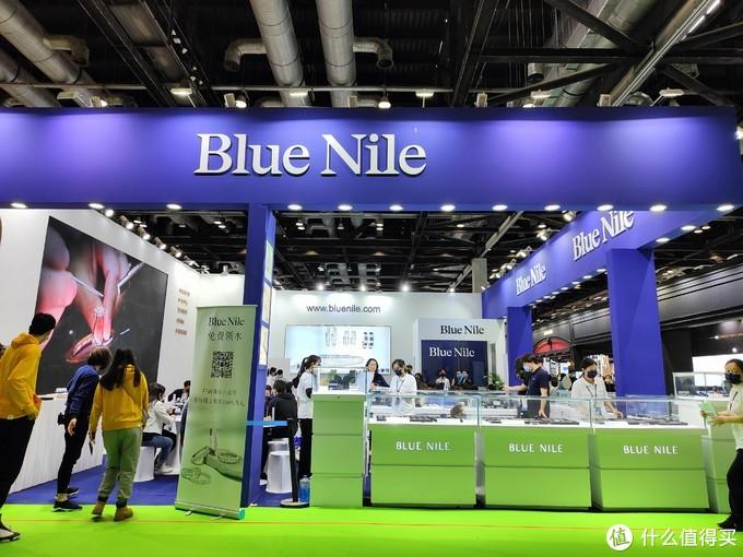 2021年 中国婚博会北京站开展——Blue Nile携逾500颗裸钻参展