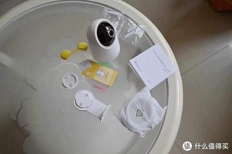 内置鸿蒙系统,华为生态产品海雀智能摄像头Pro体验