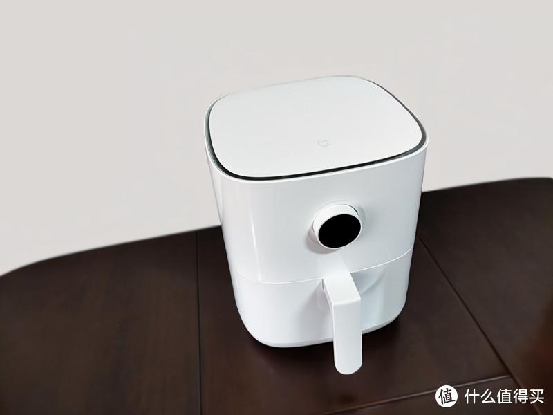 米家智能空气炸锅:无油无烟,啥都能做
