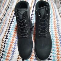 轻便舒适——爱步工装靴