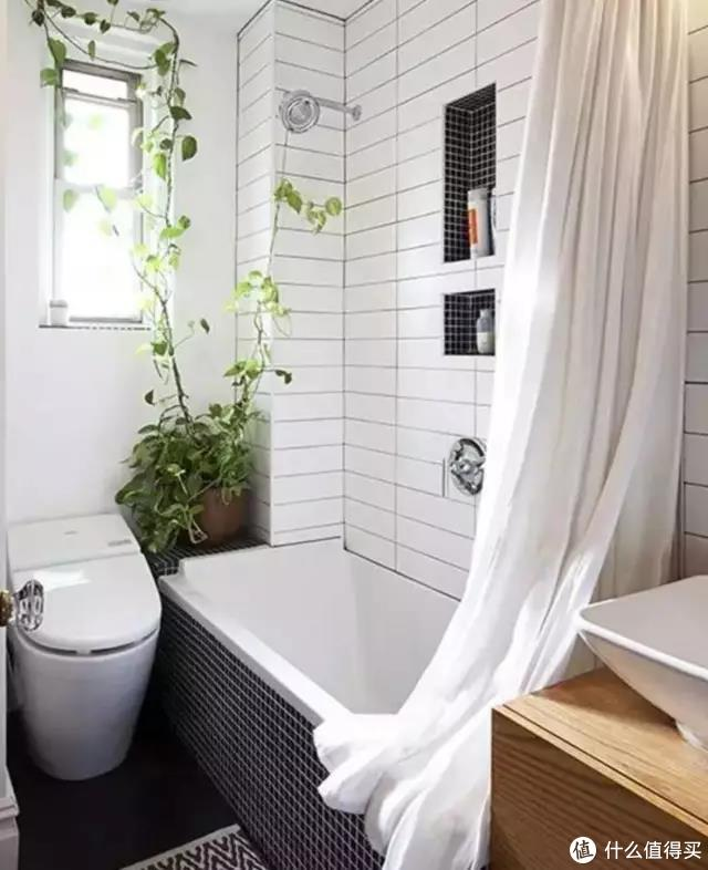 卫浴空间有限?这样装更实用!