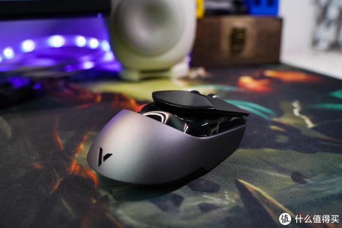 感受跑车的快感,雷柏VT960双模鼠标上手体验
