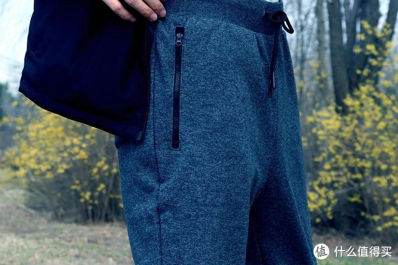 乍暖还寒踏青季,软弹卫裤穿上身,简单点评一下