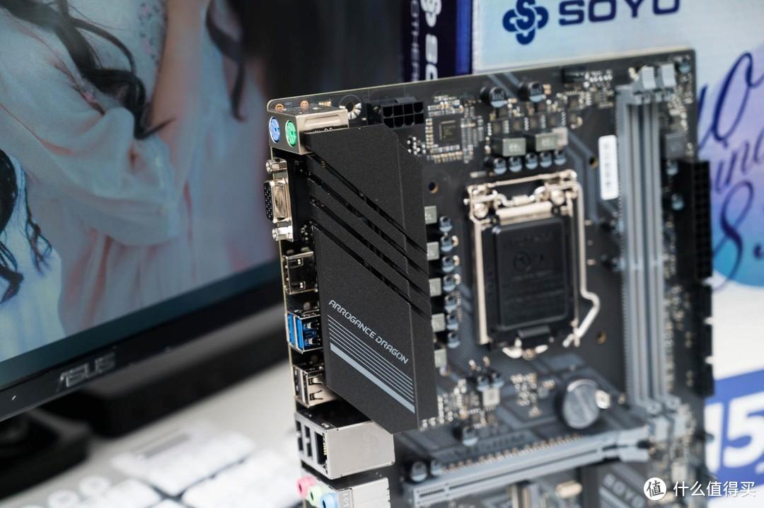 500元主板怎么选?适配11代处理器的性价比小钢炮梅捷狂龙H510M