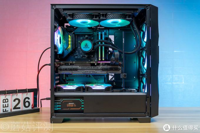 外观做工精致,散热效能给力、鑫谷(Segotep)冰封280水冷CPU散热器 评测