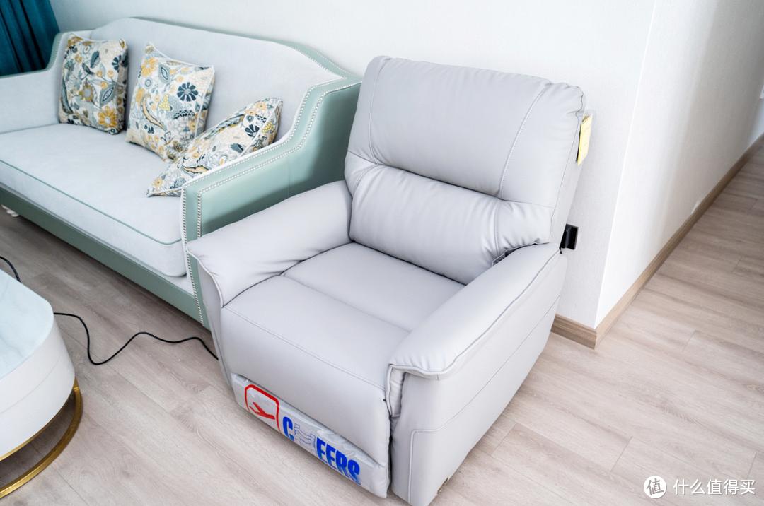 宅家必备,舒服到飞起:芝华仕 1068 头等舱电动沙发 体验测评!可躺、可摇、多功能沙发!