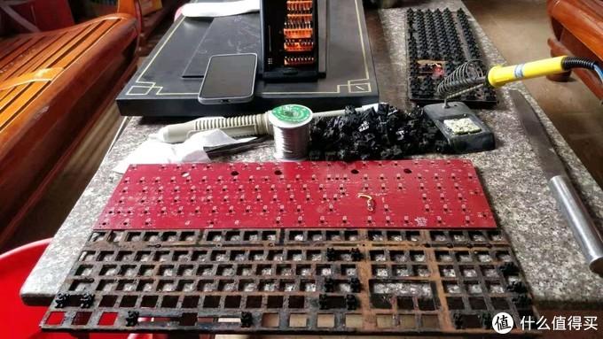 魔力鸭2108键盘翻新小记