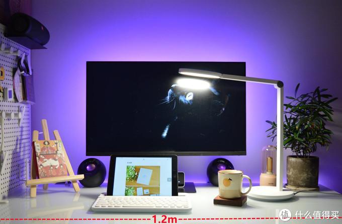 国AA级标准的专业读写台灯:飞利浦智睿护眼台灯Wi-Fi版评测体验