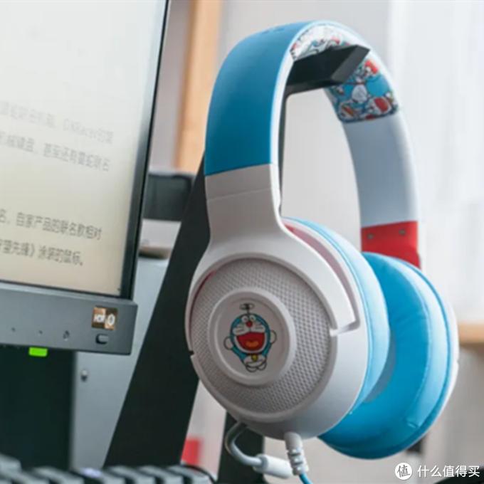 雷蛇北海巨妖哆啦A梦耳机测评:来自童年的声音