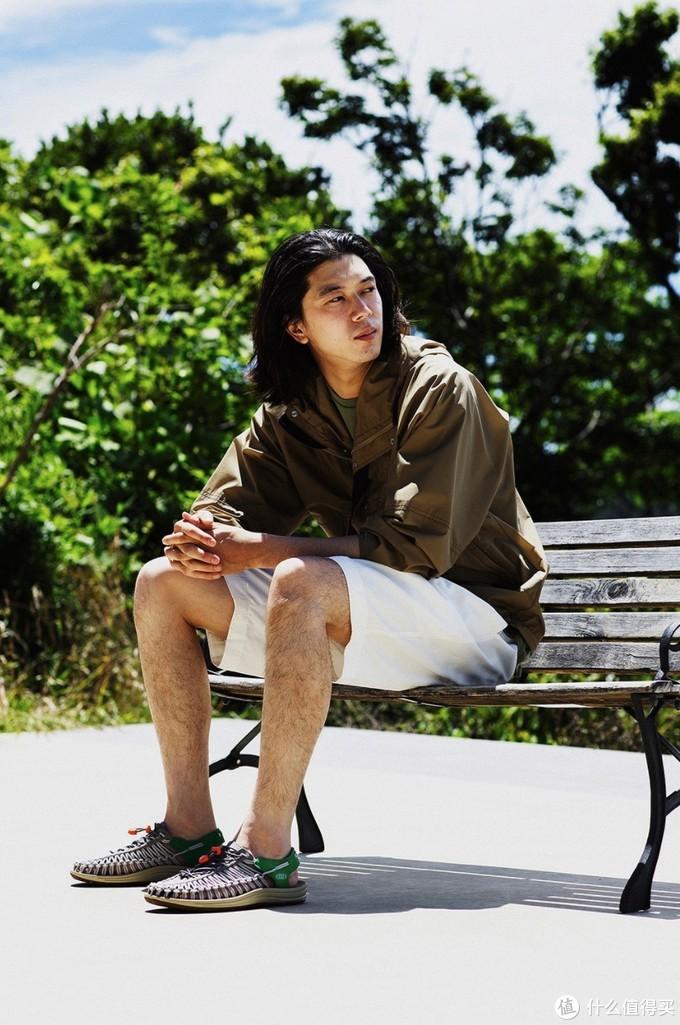 编织美学,KEEN 全新 2021 春夏系列鞋款上架发售