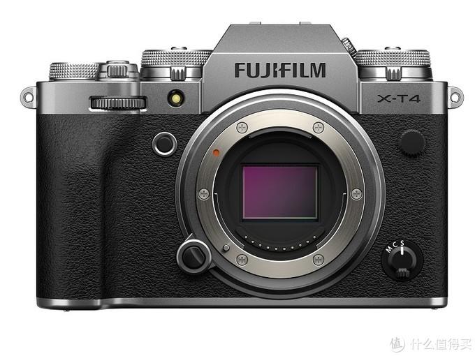光影魅力 富士无反相机X-T4