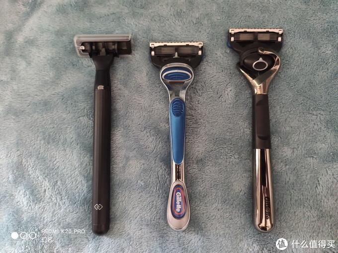 焕醒手动剃须刀,精致男士的日常装备