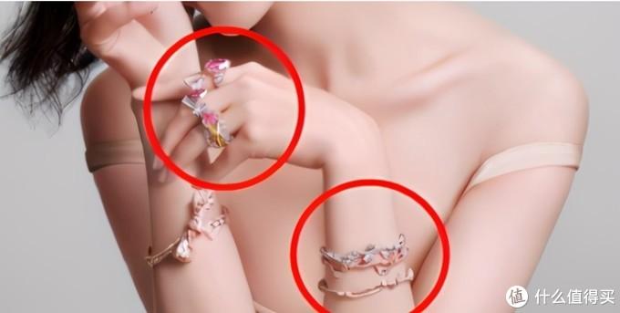 倪妮戴7亿珠宝拍广告简直不能再壕,用珠宝租赁我们也能天天戴新