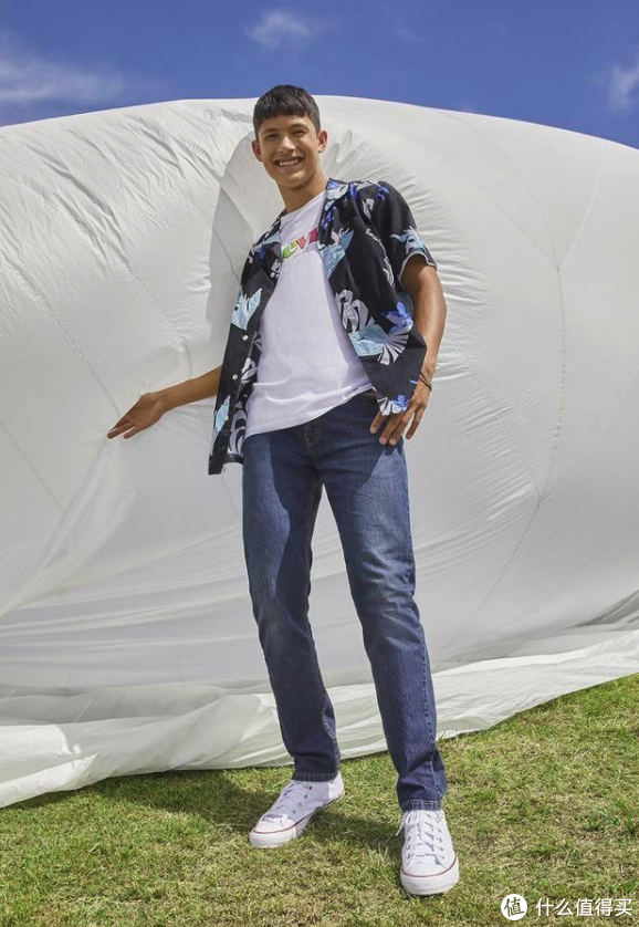 夏天也可以穿的凉爽丹宁!Levi's发布2021最新冰酷系列