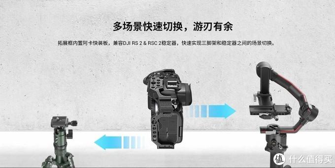 "SmallRig斯莫格Canon EOS R5、R6""黑曼巴""系列拓展套装正式发布"