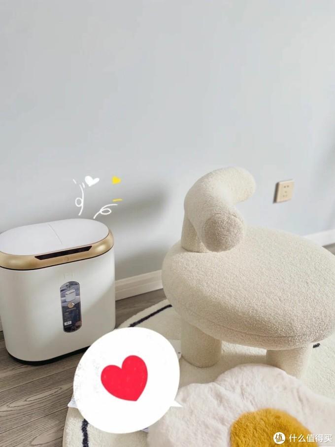 少女心的卧室,麦桶桶垃圾桶也是艺术品