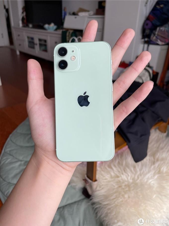 iPhone12mini深度体验上手