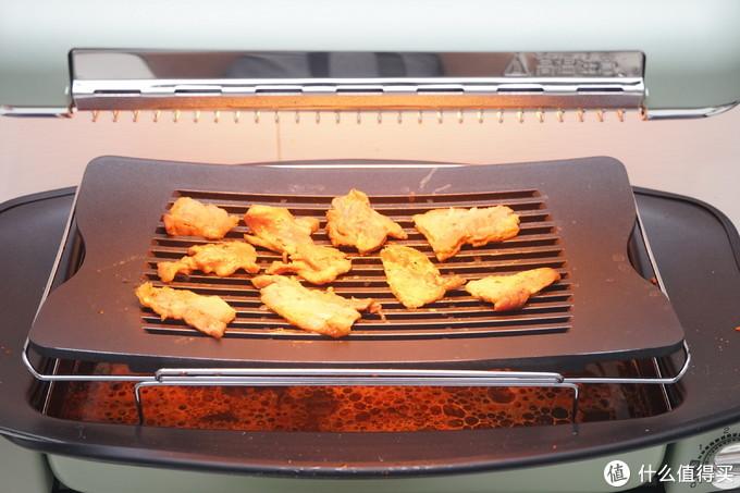 家中围桌吃的不只火锅,还可以有烧烤:海氏 V6 无烟快烤炉体验分享