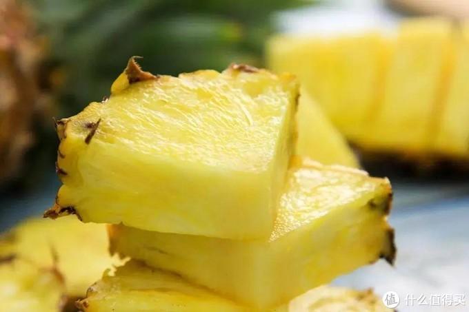 心软、肉甜、皮易剥,还不用盐泡,这确定是菠萝吗?