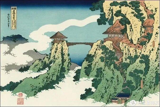 KEEN X ELNEST   日本浮世绘画家葛饰北斋