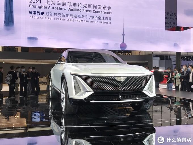 当未来的光照进现实 - 凯迪拉克纯电概念车Lyriq
