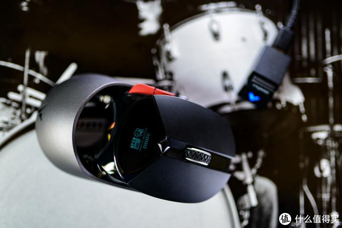 设计出众,用料扎实的雷柏VT960双模无线鼠标