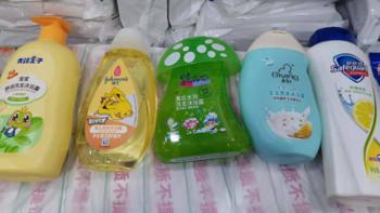 综合测评:适合宝宝洗澡使用的沐浴露是哪一款?