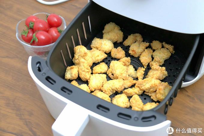 无油烹饪,健康美味,米家智能空气炸锅体验