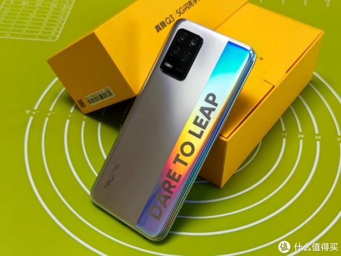"realme Q3上手,骁龙750G来到千元价,性价比再次""飞跃""!"