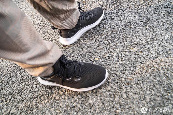 不买耐克了,买这款国产百元轻运动跑鞋——咕咚5k跑鞋体验