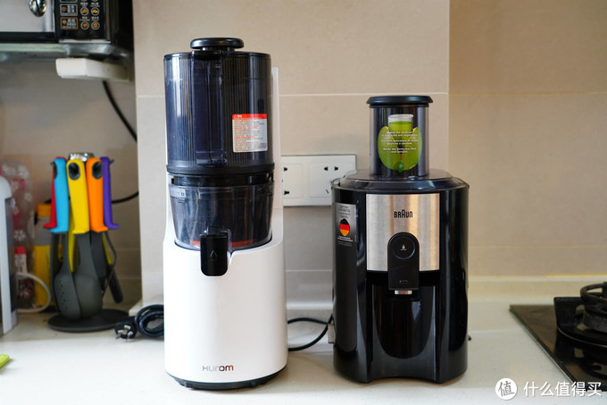 要甜不要糖--果汁选高速离心榨汁机还是原汁机?实测4款告诉你谁值得买