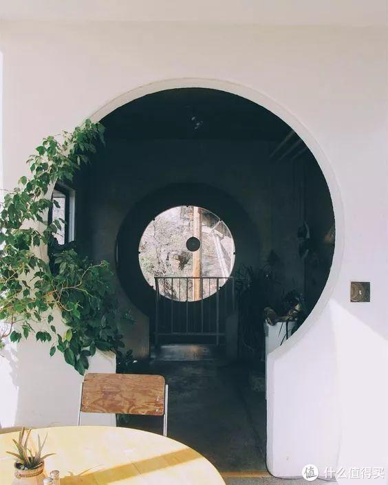 目光所及的门洞设计,惊艳了时光,惊艳了你