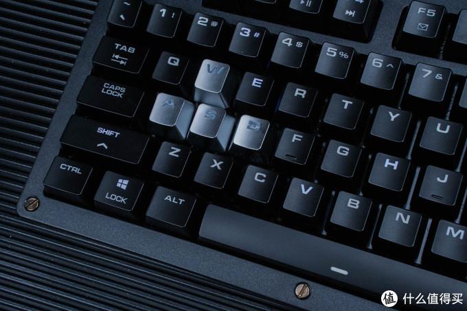 87键骨伽TKL电竞机械键盘:不占空间,手感好!