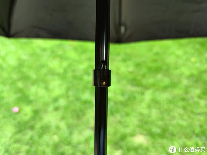 电动雨伞你听过吗?暴雨也从容,悠启智能电动晴雨伞让你科技出行
