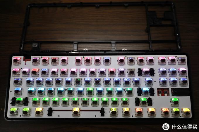 黑爵K870T(DIY)版——359元的全键热插拔蓝牙双模机械键盘
