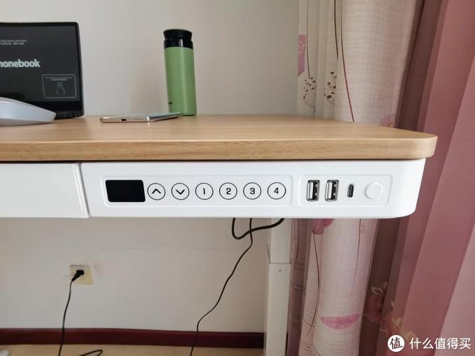 一张桌子满足全家需求,乐歌E5电动升降桌让居家办公更轻松