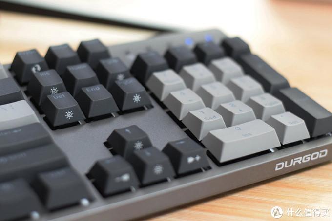 限定背光、樱桃原厂、杜伽K310机械静音键盘