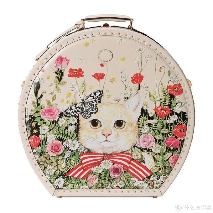 """这只猫还""""怪""""可爱的!Gucci x 樋口裕子联名日本限定系列"""