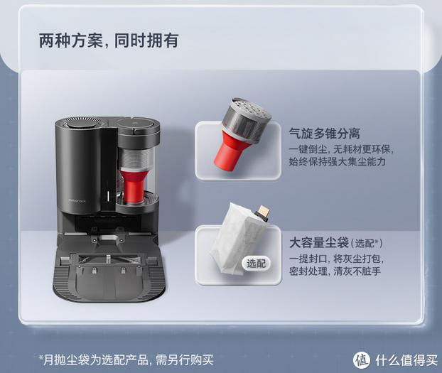 全面剖析+详评展示:石头扫拖机器人T7S Plus集尘套装,它们真的不一样!